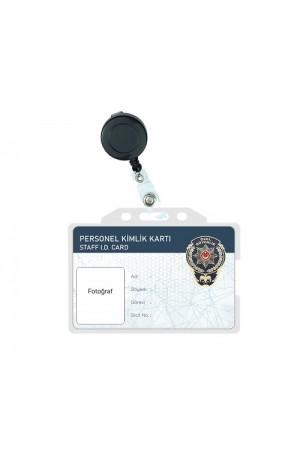 Personel Kartı Güvenlik Firma 3 Lü Set